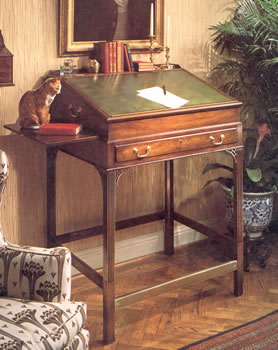 T448 Stand Up Desk Wood Top